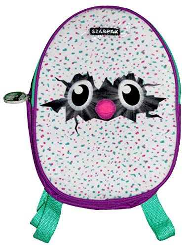 Hatchimals 405397 kinderrugzak pluche effect 28 x 20 x 10 CM
