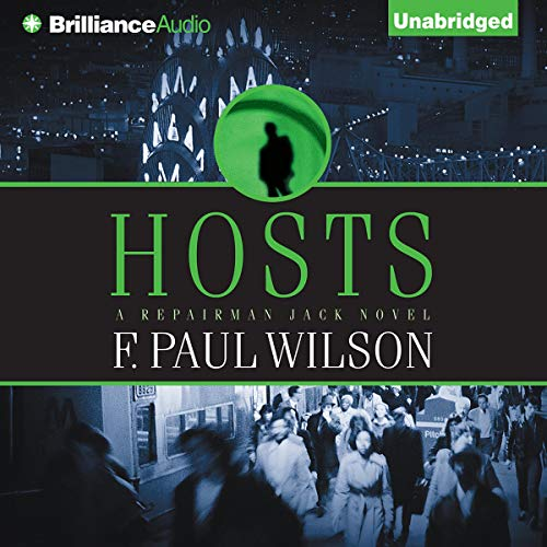 Hosts Audiobook By F. Paul Wilson cover art