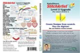 Best Embroidery Digitizing Softwares - Embrilliance StitchArtist Upgrade Level 1 to Level 2 Review