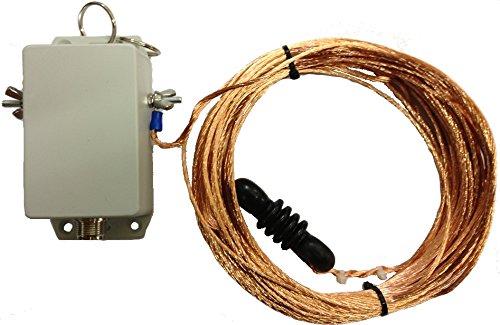 LWHF-80 80-6m Multiband-Antenne mit langem Kabel