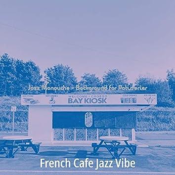 Jazz Manouche - Background for Patisseries