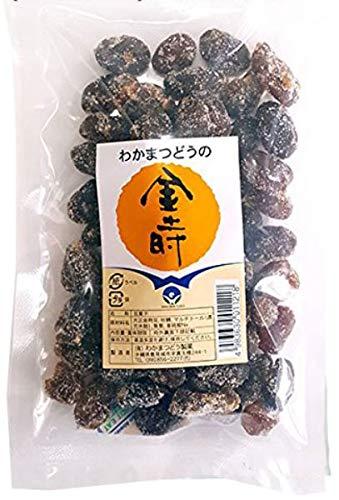 甘露納豆(金時豆) 200g×3袋 わかまつどう製菓 沖縄土産 大粒のあまなっとう お茶請けやおやつに