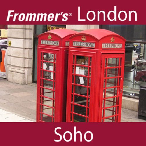 Frommer's London audiobook cover art