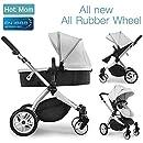 Hot Mom Multi cochecito cochecito 2 en 1 con buggy 2018 nuevo diseño, Asiento para bebé vendido por separadoHot Mom Multi cochecito cochecito 2 en 1 con ...