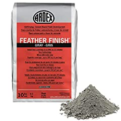 Blend of hydraulic and other cements Self-drying matrix Mixes with water only Trowelable Mold and mildew resistant
