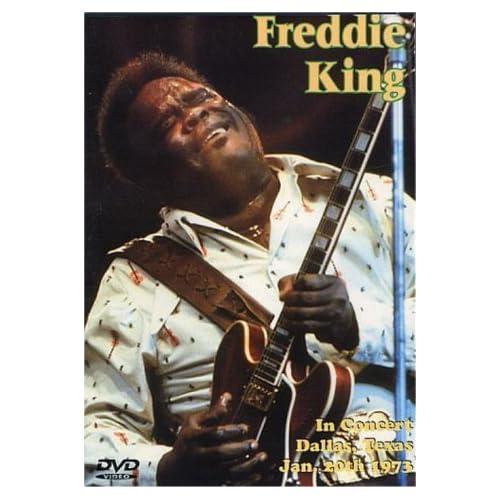 Freddie King - Live In Dallas 1973
