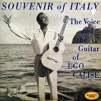 Souvenir of italy (The italian '50th)