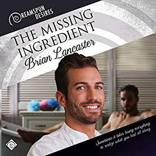 The Missing Ingredient audiobook cover art