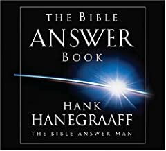 The Bible Answer Audio Book: From the Bible Answer Man by Hank Hanegraaff (2004-04-02)