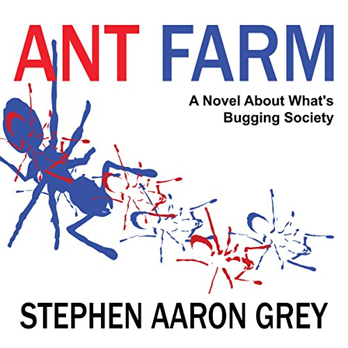 Ant Farm audiobook cover art