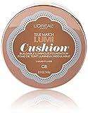 L'Oreal Paris Cosmetics True Match Lumi Cushion Foundation, C8 Cocoa, 0.51...