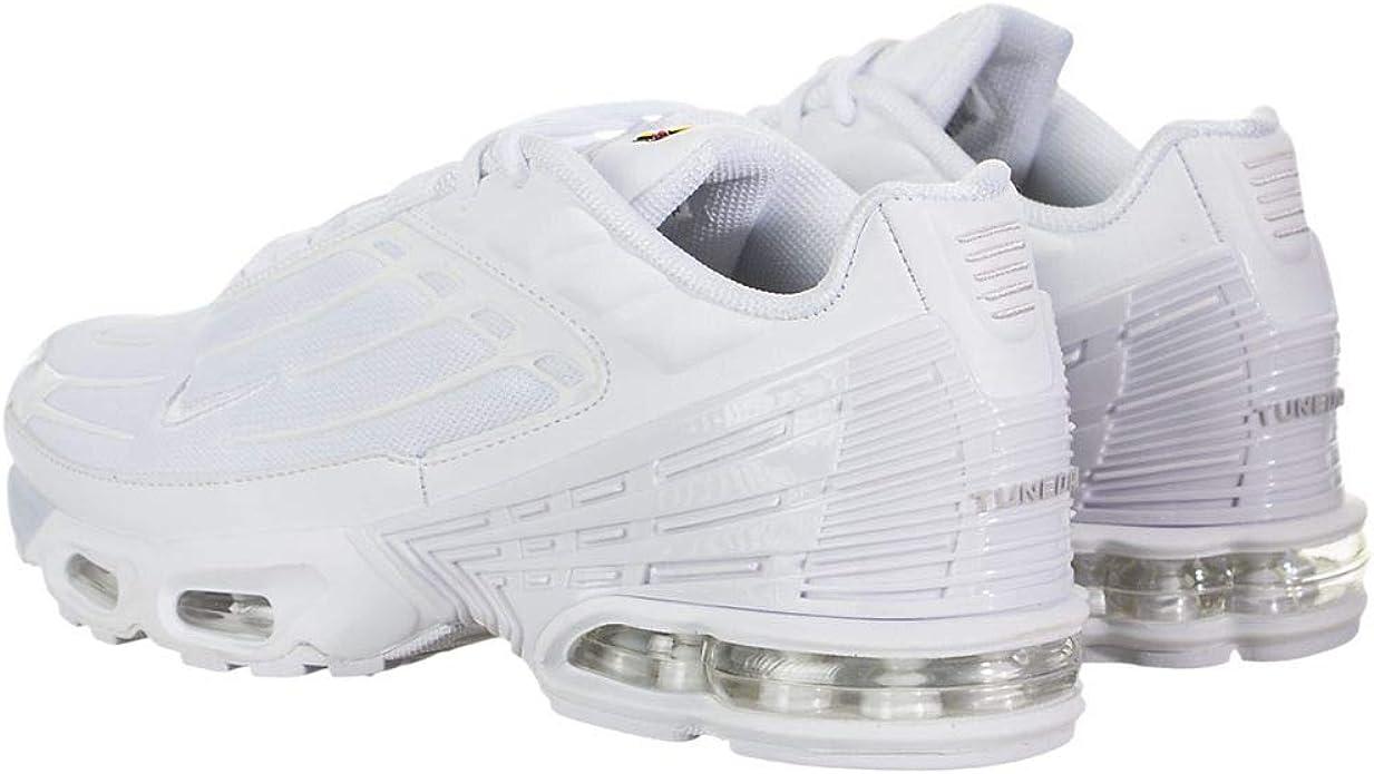 Nike Air Max Plus 3 Blanc Cw1417-100 : Amazon.fr: Chaussures et Sacs