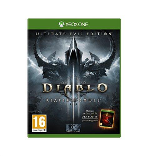 Activision Sw XB1 87184 Diablo III Ultimate Evil Edition