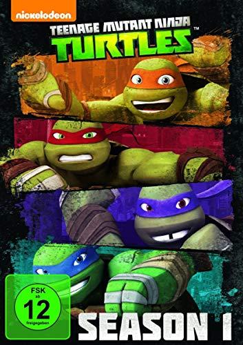 Teenage Mutant Ninja Turtles - Season 1 [4 DVDs]