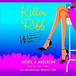 Killer Riff audiobook cover art