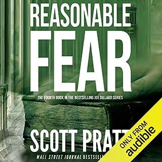 Reasonable Fear audiobook cover art