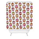 DENY Designs Bianca Green These Diamonds Are Forever Shower Curtain, 69