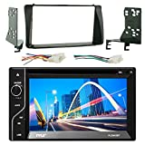 Best Pyle 2 Din Stereos - Pyle PLDN63BT 6.5'' Touch Screen Bluetooth CD/DVD Player Review