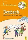 Lernen mit Teo und Tia Deutsch – 1. Klasse Volksschule mit CD: Richtig lernen – gezielt trainieren! (Teo und Tia: Richtig lernen – gezielt trainieren!)