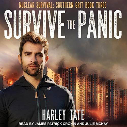 Survive the Panic  By  cover art