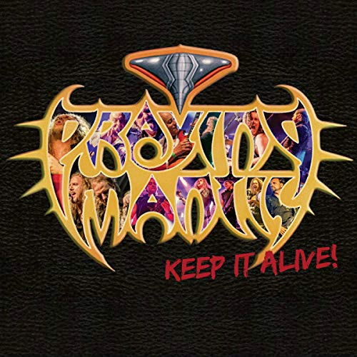 Keep It Alive (CD+Dvd)