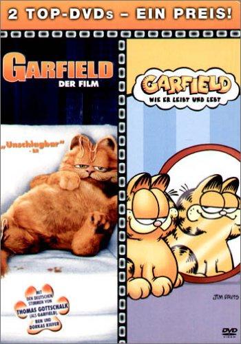 Garfield - Der Film / Garfield - Wie er leibt und lebt! [2 DVDs]