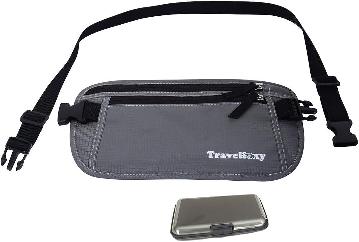 Travelfoxy RFID Wallet Max 64% Austin Mall OFF