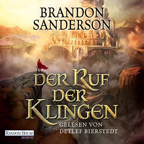 Der Ruf der Klingen audiobook cover art