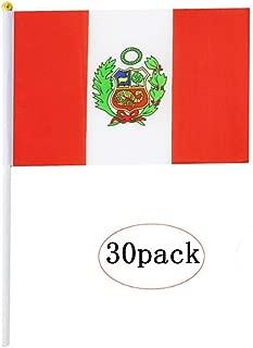 peru flag small