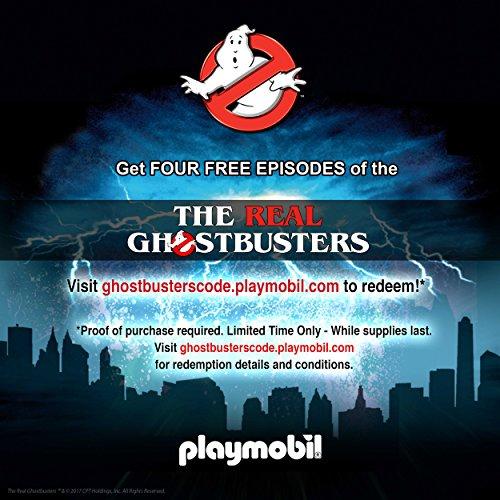 Quartier Général Ghostbusters Caserne de Pompier Playmobil - 9219 - 8