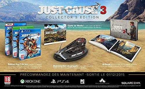 Just Cause 3 - Édition Collector [Importación Francesa]