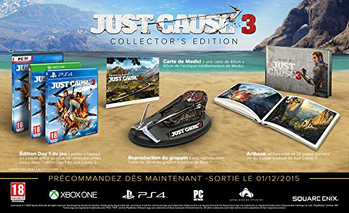 Just Cause 3 - Édition Collector [Importación Francesa]