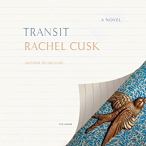 Transit audiobook cover art
