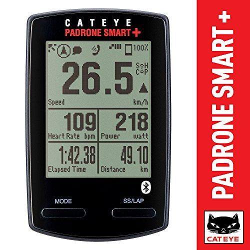 CAT EYE, Padrone Smart Plus Wireless Bike Computer