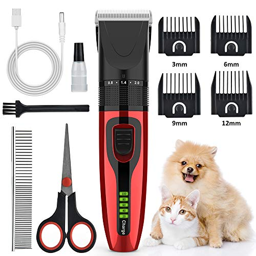 BASEIN Dog Grooming Clippers Kit...