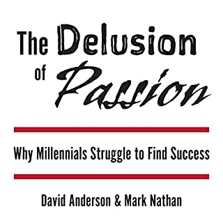 The Delusion of Passion audiobook cover art