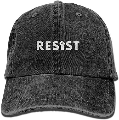 Make America Great Britain Again Men Women Cotton Yarn-Dyed Denim Sun Hat Adjustable Jeans Baseball Hat,Color 18
