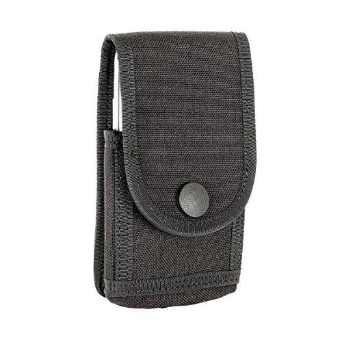 Pochette téléphone Grand modèle Plus - Noir - T.O.E. Concept®