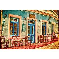 猫パズル大人1000ピース難しい木製ジグソーパズルカラフルな絵画パズル大人ティーンエイジャーキッズギフトティーン知的減圧ゲーム、創造的な家の壁の装飾19.68 x 29.52インチ(50x75cm)