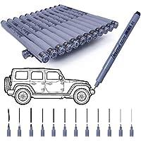 12-Count Rilanmit Waterproof Fineliner Inking Pen