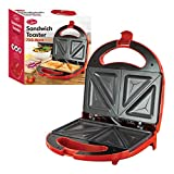 Quest 700W Sandwich Toastie Maker
