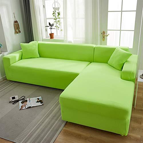 Fácil de instalar y cómodo cubierta de sofá. Cubierta de sofá, tapa de sofá de color gris Sofá elástica Cubiertas de sofá para sala de estar COPRIDIVANO CUBIERTAS CUBIERTAS CUBIERTAS DE ESFORMA DE LA