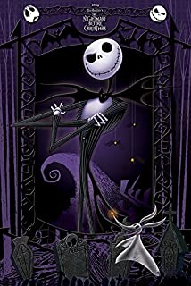 The Nightmare Before Christmas - Movie Poster/Print (It's Jack) (Size: 24 inches x 36 inches)
