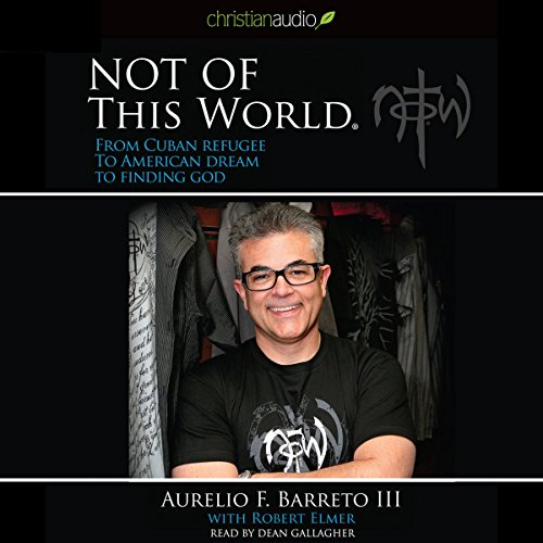 Not of this World audiobook cover art