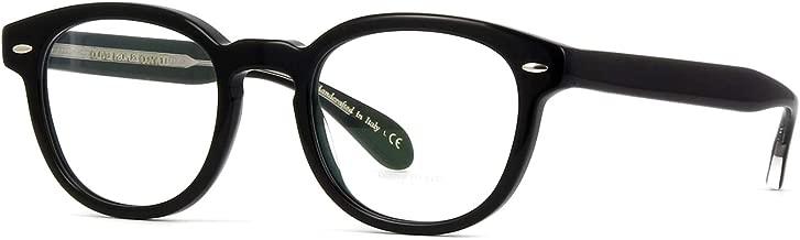 Oliver Peoples SHELDRAKE OV5036 - 1492 Eyeglass Frame BLACK 47MM