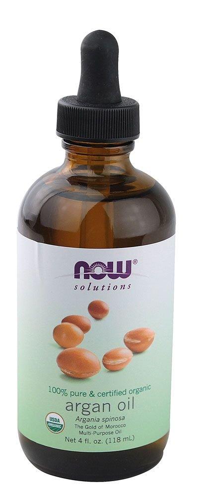 Now Foods Max 71% OFF Argan Oil 100% Pure Certified Surprise price 3 4 - oz. Organic fl.