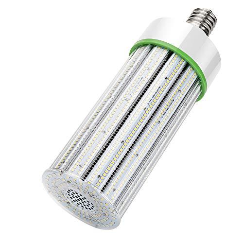 250W LED Corn Light Bulb, E39 Mogul Base LED Bulbs, 5000K Daylight 35000LM 1000Watt CFL HPS Metal Halide Equivalent, Large Area Lamp Replacement for Street, Garage, Warehouse High Bay Lighting…