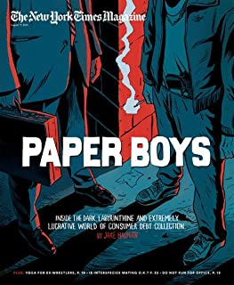 The New York Times Magazine - August 17, 2014 - Paper Boys