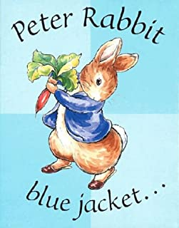 Peter Rabbit's Cot Bumper Book