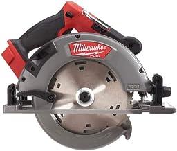 Milwauke e M18FCSG66-0 FUEL™ - Sierra circular de mano inalámbrica compatible con carril guía, sin batería ni cargador